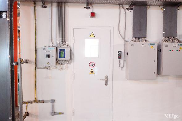Озон получают из воздуха через специальные аппараты. Изображение № 41.