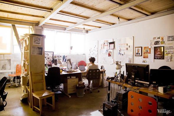 Офис недели: The Creative Factory. Изображение № 31.