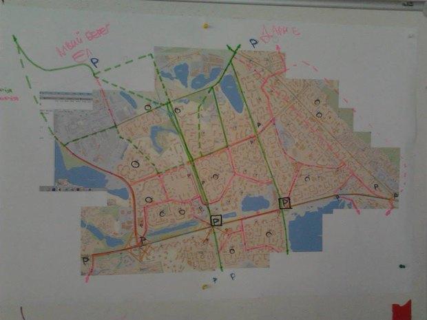Для Дарницкого района спроектируют новые велодорожки. Зображення № 3.