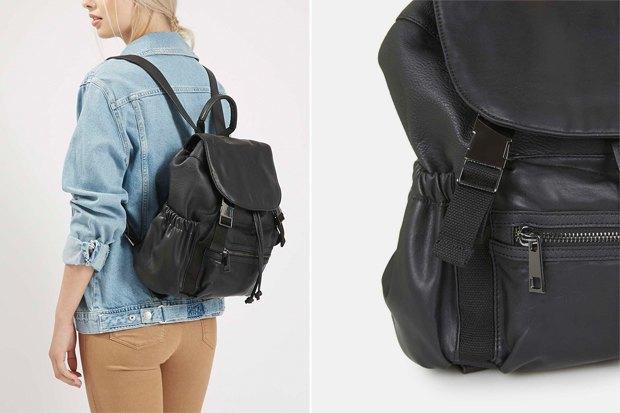 8 кожаных рюкзаков. Изображение № 6.