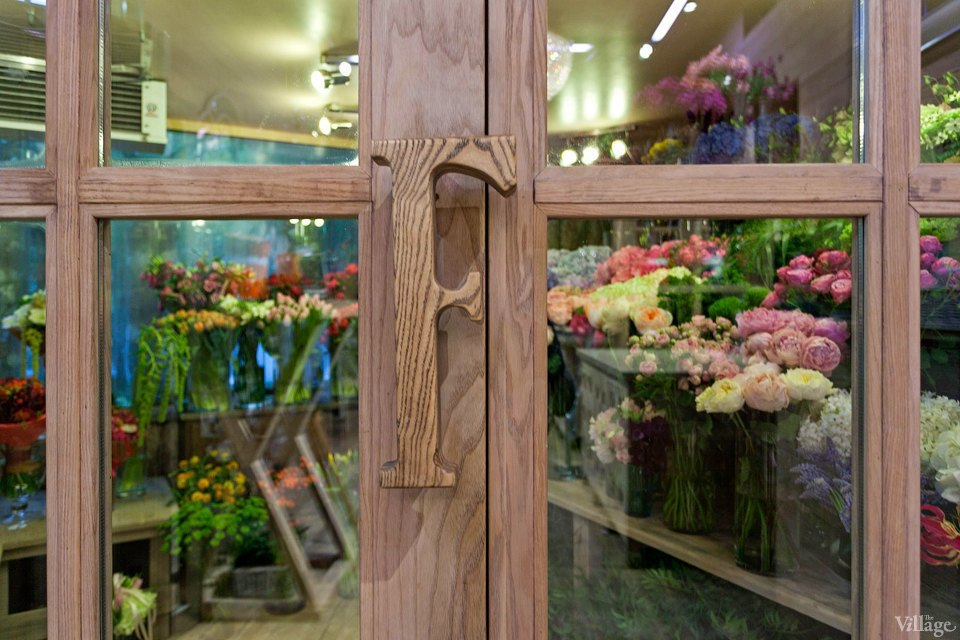 Интерьер недели (Киев): Цветочный бутик Fiori. Изображение № 7.