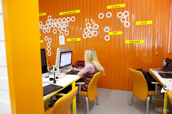 Офис недели (Москва): Рекламное агентство Grape. Изображение № 5.