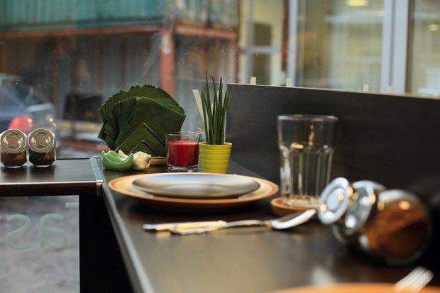В «Лофт Проекте Этажи» открылось кафе сполезной едой для белковой диеты. Изображение № 3.