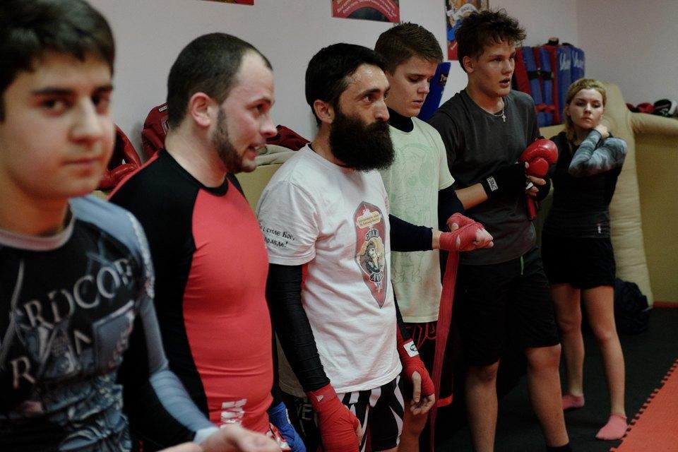 Участники православного клуба единоборств — овере инасилии. Изображение № 22.