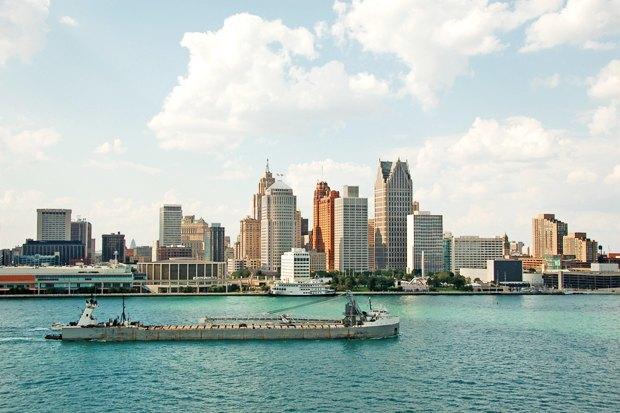 Полный банкрот: Как бывший мэр Детройта оказался за решёткой. Изображение № 1.
