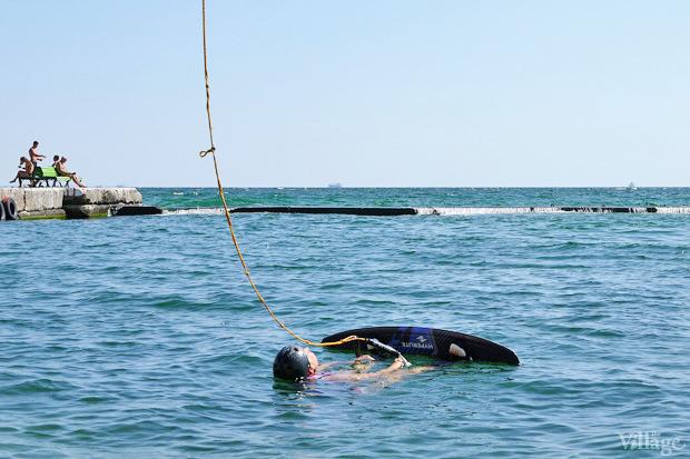 На воде: Виндсёрфинг, вейкбординг и дайвинг в Одессе. Зображення № 30.