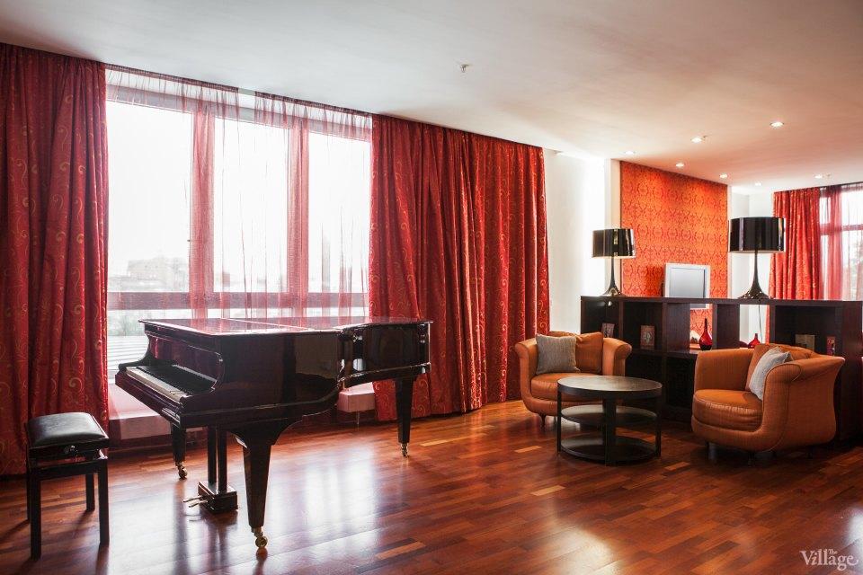 Интерьер недели (Москва): Mamaison All-Suites Spa Hotel Pokrovka. Изображение № 4.