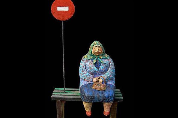 Прямая речь: Автор памятника «Ёжик в тумане» о новых скульптурах. Зображення № 13.
