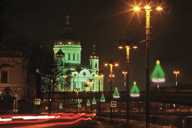 Великие луки: Как украсят Москву к Новому году. Изображение № 72.