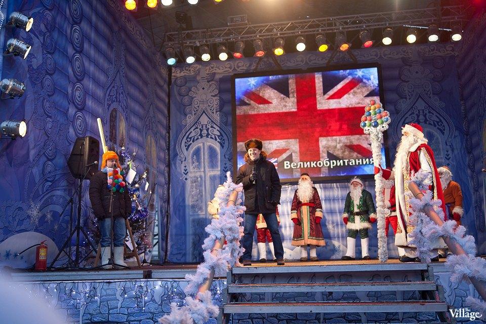 Люди в городе: Продавцы рождественской ярмарки на Островского. Изображение № 4.