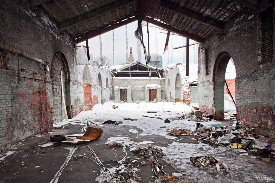 Станция прибывания: Как активисты защищают здания Варшавского вокзала. Изображение № 1.