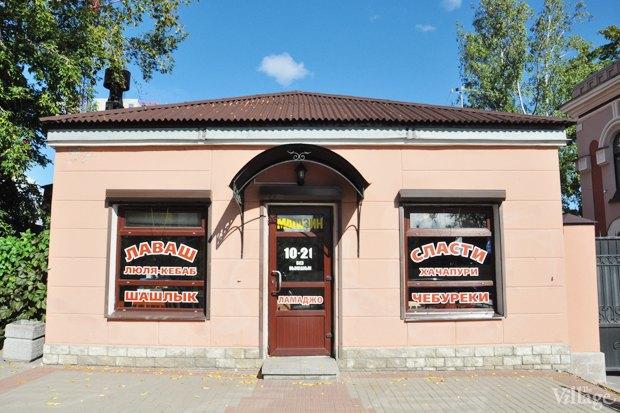 Все свои: Кафе-магазин уАрмянского кладбища. Изображение № 2.