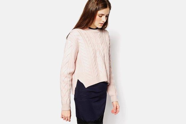 Самый дорогойисамый демократичный свитеры вонлайн-магазине Asos. Изображение № 1.