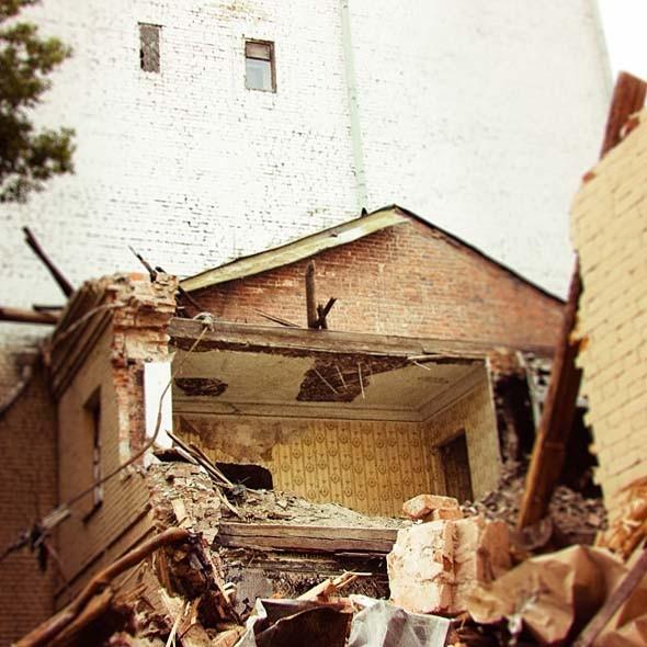 В зоне риска: жилой дом в Большом Козихинском переулке. Изображение № 1.