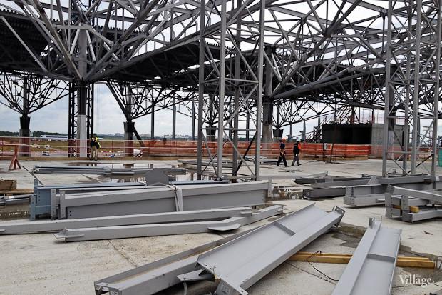 Фоторепортаж: Каким будет новый терминал Пулкова. Изображение № 36.