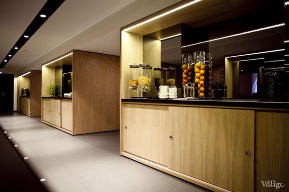 На «Даниловской мануфактуре» открылся лофт-отель. Изображение № 3.