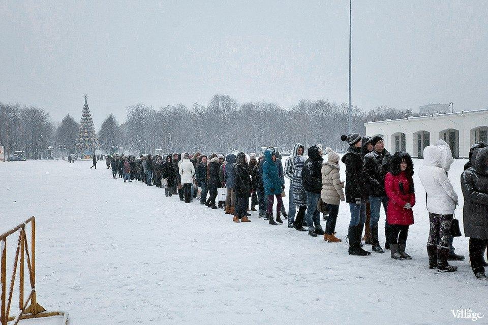 Люди в городе: Посетители концерта Lady Gaga в Москве и Петербурге. Изображение № 1.