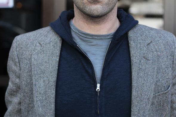 Внешний вид: Михаил Идов, главный редактор GQ. Изображение № 8.