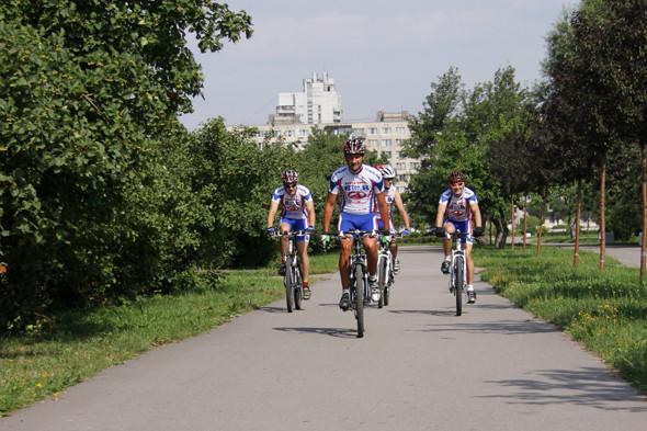 Каждый год в районе будут открывать 10 км велодорожек. Изображение № 42.