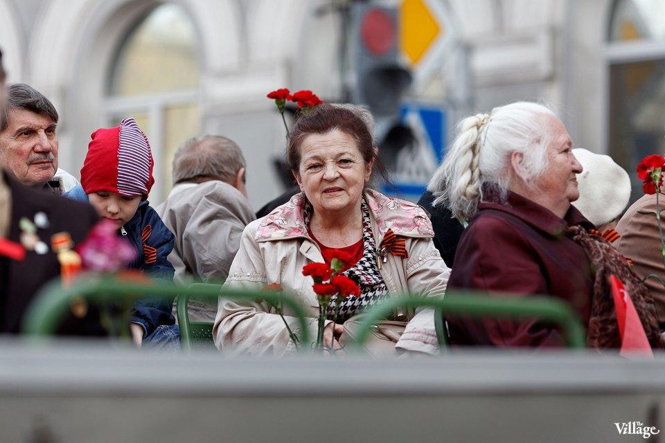Фоторепортаж: День Победы в Петербурге. Изображение № 24.