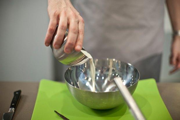 Шеф дома: Ягненок, хумус иоблепиховый десерт шефа «Стрелки». Изображение № 92.