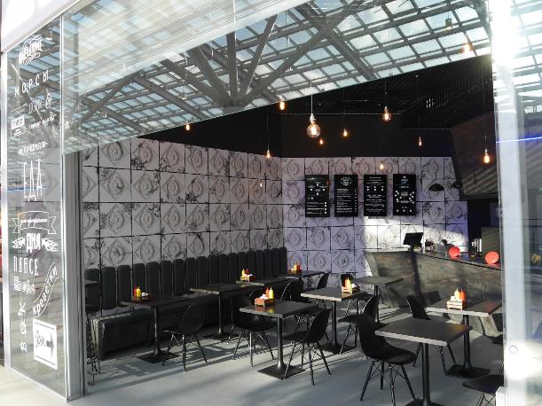 В Москве открылось второе кафе Doodles. Изображение № 1.