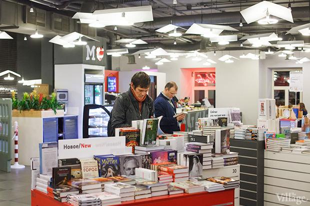 Люди в городе: Кто покупает книги ночью. Изображение № 2.