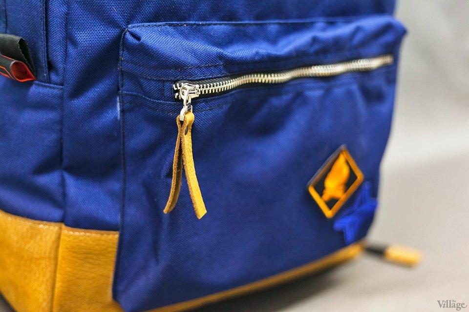 Сделано в Киеве: Рюкзаки, сумки иаксессуары GUD. Изображение № 3.