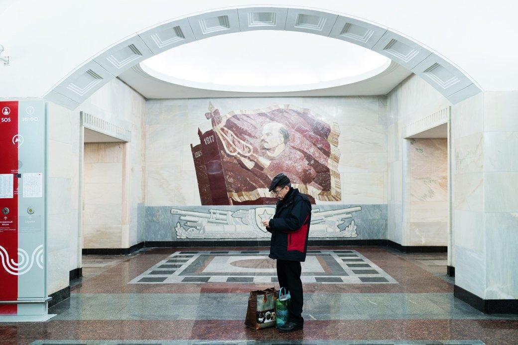 Обновлённая станция метро «Бауманская». Изображение № 7.
