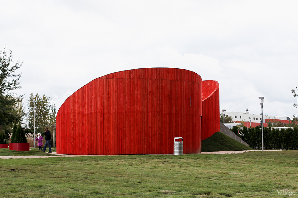 Фото дня: Парк «Буратино» в Ново-Переделкине. Изображение № 10.