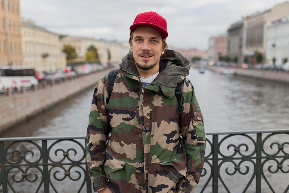 Авторы необычных пабликов о Петербурге. Изображение № 1.