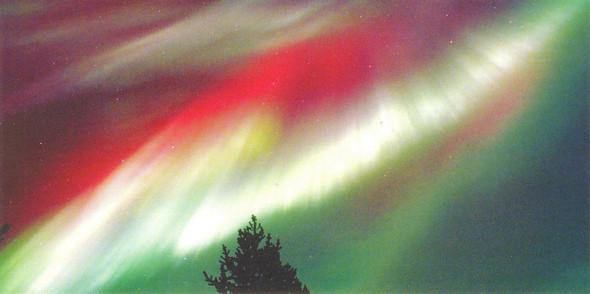 Изображение 21. Солнечный ветер. Несколько мест для любителей наблюдать полярное сияние из своего окошка.. Изображение № 5.