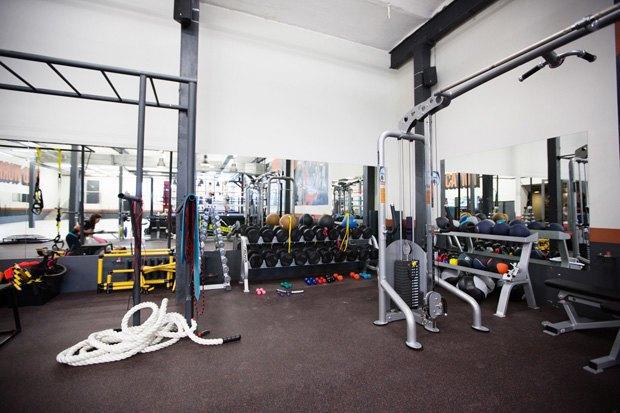 На Кутузовском проспекте открылся боксёрский клуб Rocky Road Gym. Изображение № 2.