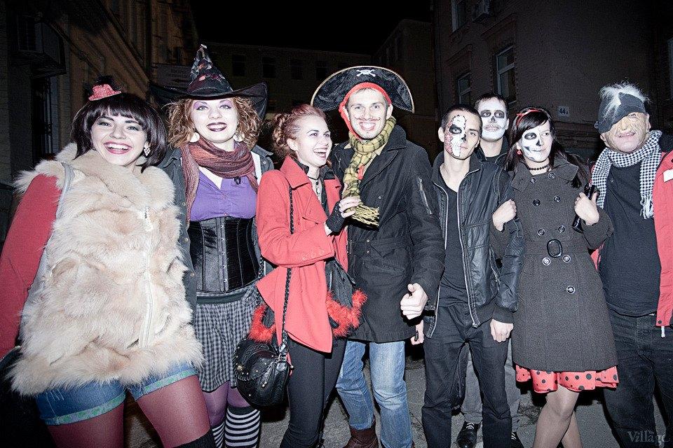 Люди в городе: Хеллоуин вКиеве. Зображення № 7.
