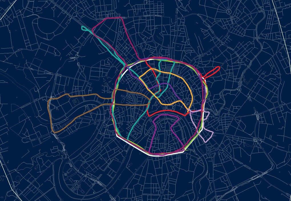 Big Bang Data: 6 проектов студентов «Стрелки», которые помогут преобразить Москву. Изображение № 35.
