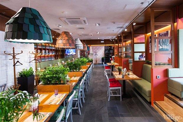 Новое место: Ресторан Italy Bottega. Изображение № 8.