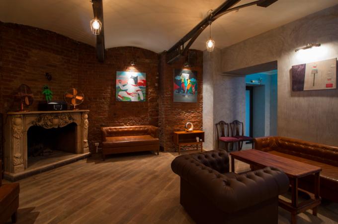 На месте «Мастерской» открывается бар Backyard de Moscou. Изображение № 1.