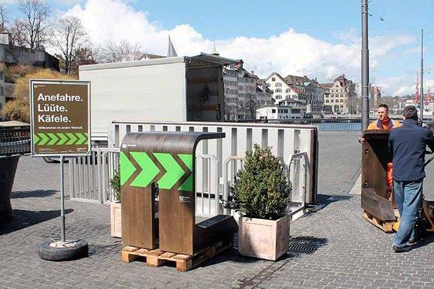 Идеи для города: Велокафе в Цюрихе. Изображение № 5.