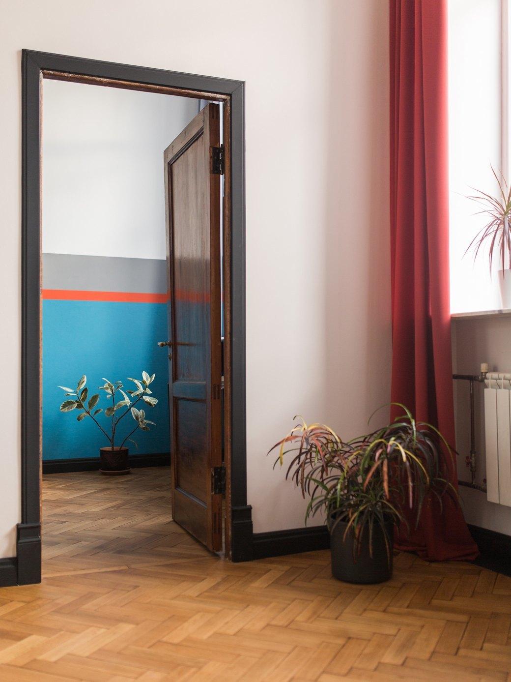 Светлая квартира с гостиной-кинотеатром наплощади Труда (Петербург). Изображение № 16.