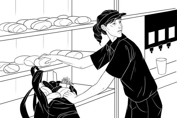 Как всё устроено: Работник McDonald's. Изображение № 3.