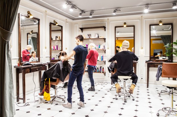 Новое место: Женская парикмахерская Annie Hall. Изображение № 11.