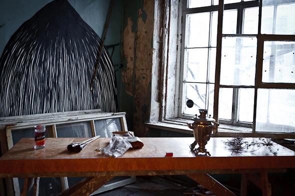Группа «Фабрика»: Гид по арт–пространствам Обводного канала. Изображение № 21.