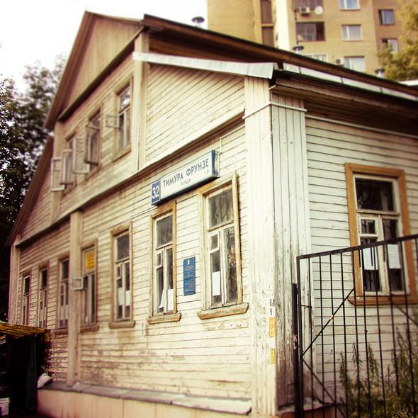 В зоне риска: Жилой дом на улице Фрунзе. Изображение № 1.