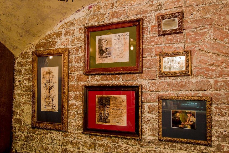 Ресторан ибар Mitzva bar. Изображение № 10.