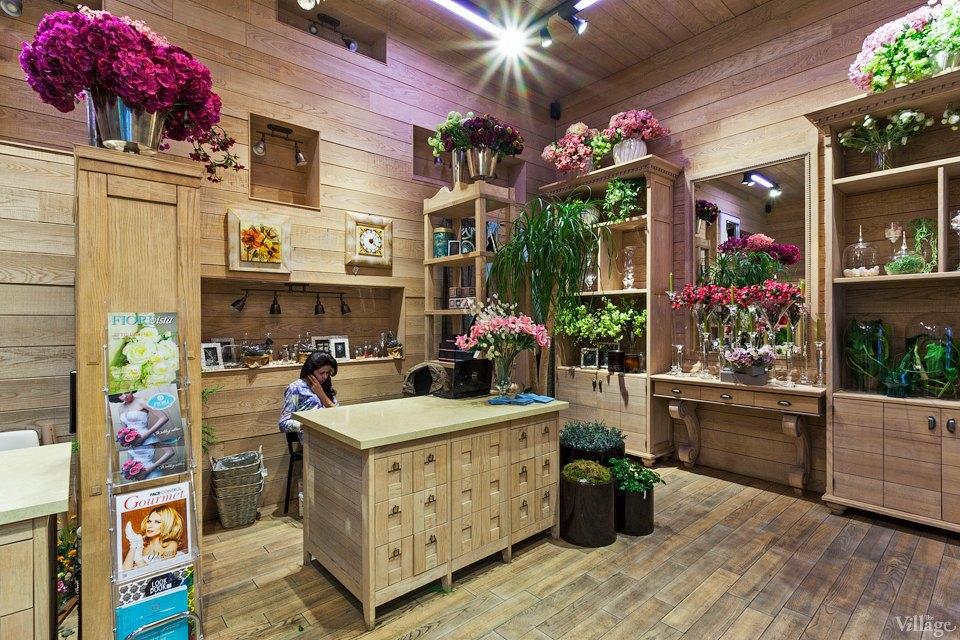 Интерьер недели (Киев): Цветочный бутик Fiori. Изображение № 4.