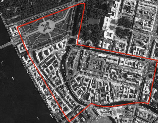 Перестройка: 5 проектов квартала вокруг Конюшенной площади. Изображение № 1.