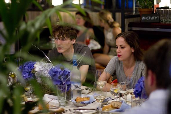 Разговоры на званом ужине: Люди, которые начали. Изображение № 12.