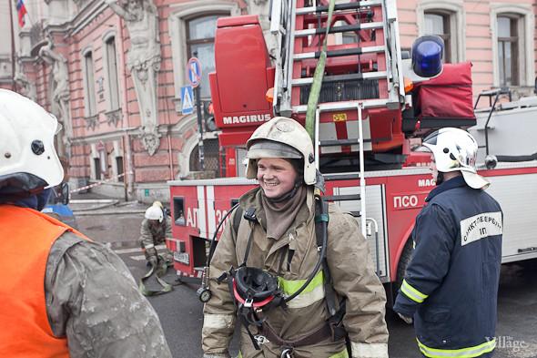 В Петербурге горел дворец Белосельских-Белозерских. Изображение № 14.