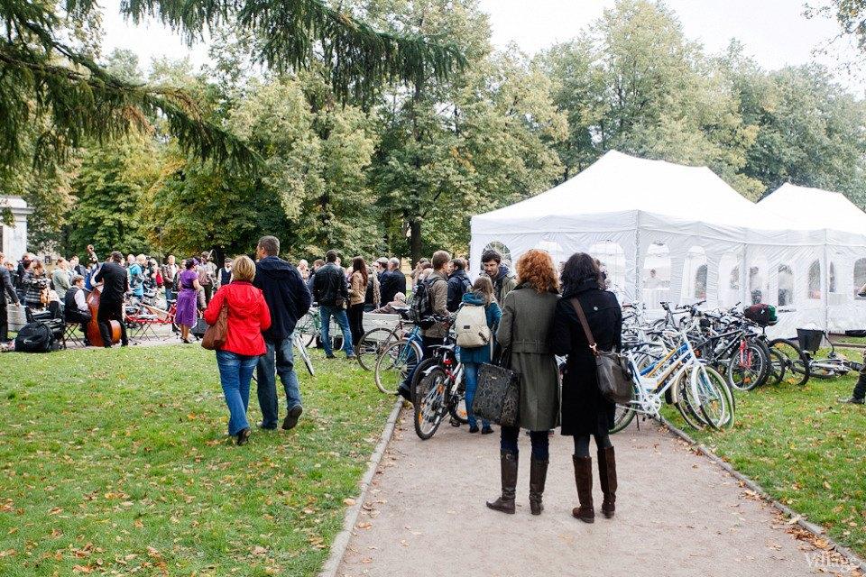 C твидом на город: участники веловояжа в Петербурге о ретро-вещах. Изображение № 28.