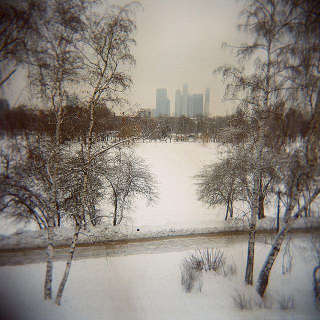 Камера наблюдения: Москва глазами Варвары Лозенко. Изображение №15.